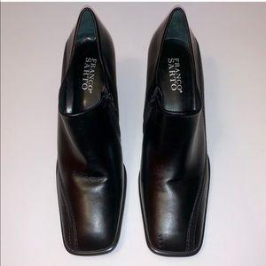 Franco Sarto Heeled Boots!